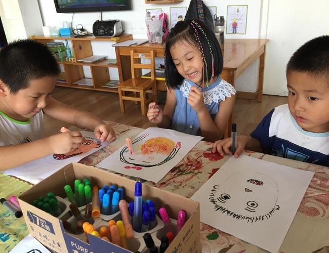 работа учителем в китае