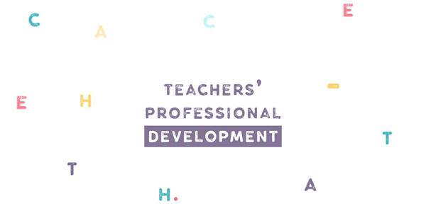Teachers' professional development