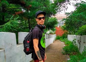 Молодой учитель о работе в Китае