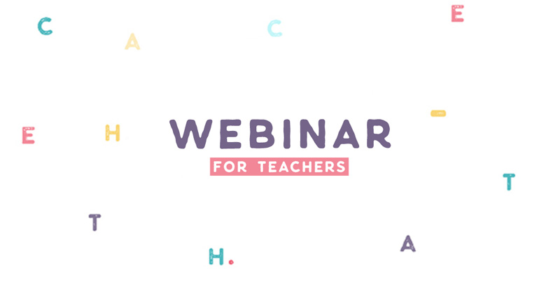 webinar for teachers