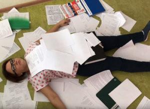 будни учителя