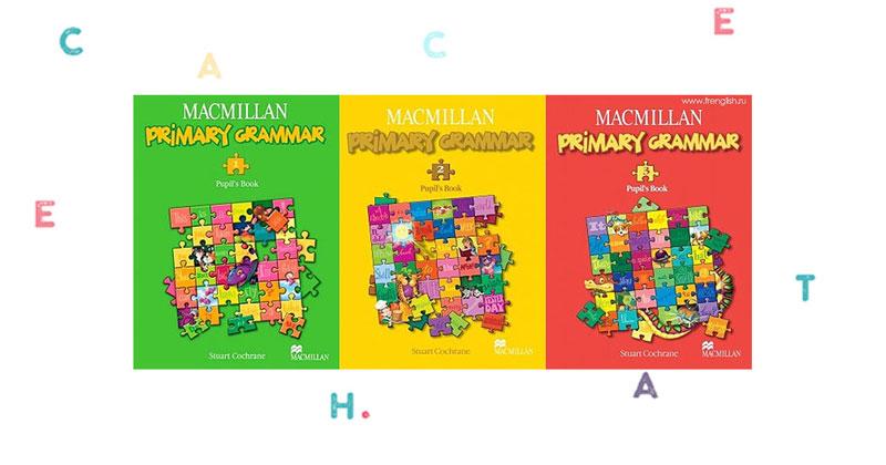 Macmillan Primary Grammar обзор