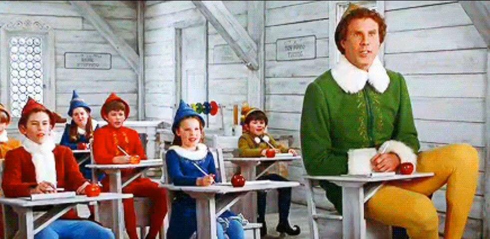 рождественский урок английского