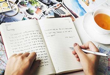 дневник на английском