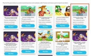 онлайн игры для урока английского
